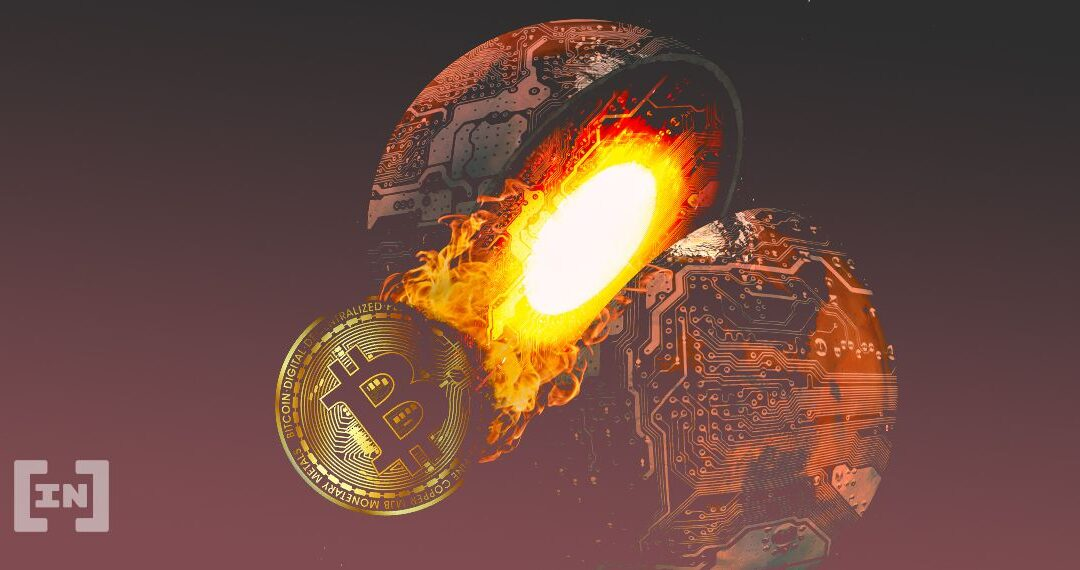 Bitcoin's Hash Rate Drops to Lowest Level in 2020
