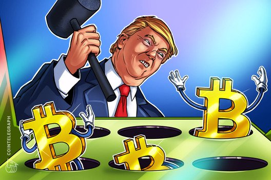 Bitcoin Price Surges to $10,380 as Trump Threatens Military Crackdown