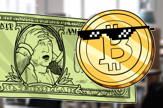 Bloomberg: Americans Trade Depreciating Dollars For Bitcoin