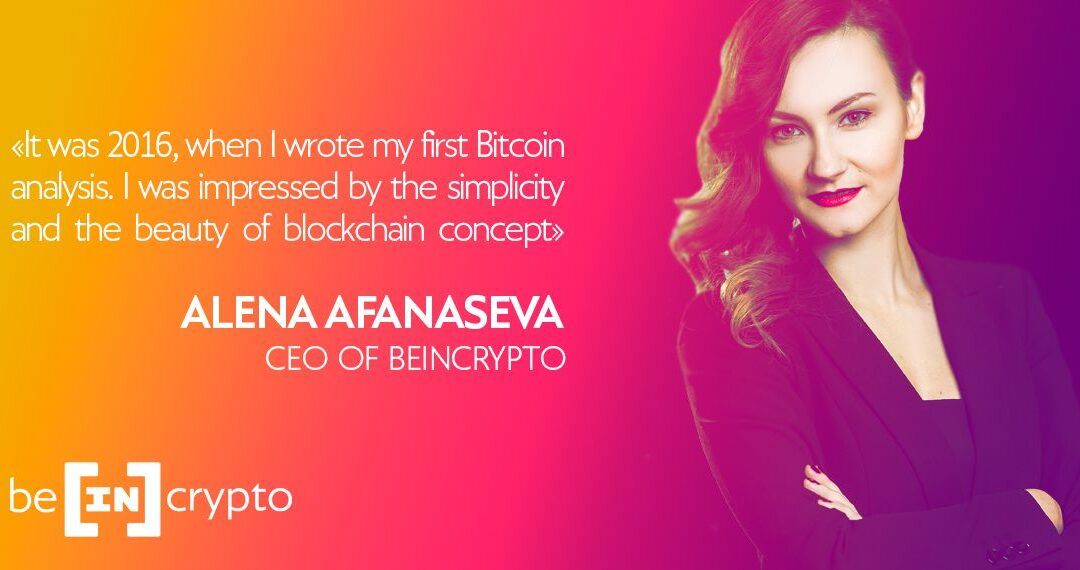 Humble Beginnings: Exclusive Interview with BIC CEO Alena Afanaseva