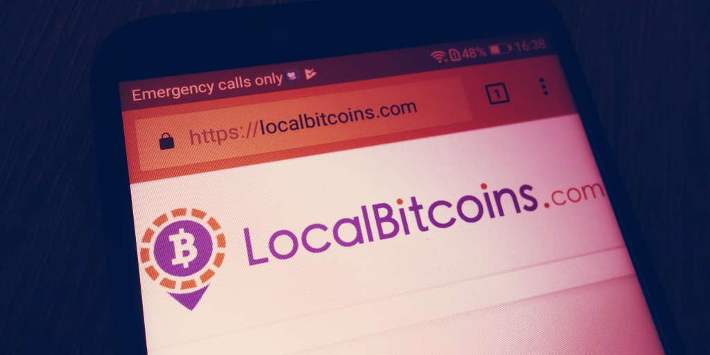 Bitcoin exchange LocalBitcoins revenues up, despite losing ground to Paxful