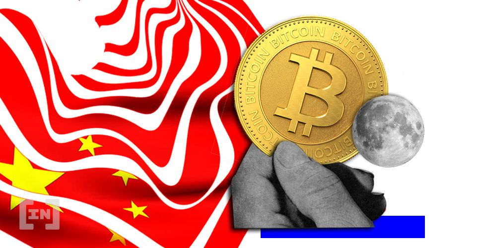 China Drives East Asia into Global Crypto Market Pole Position
