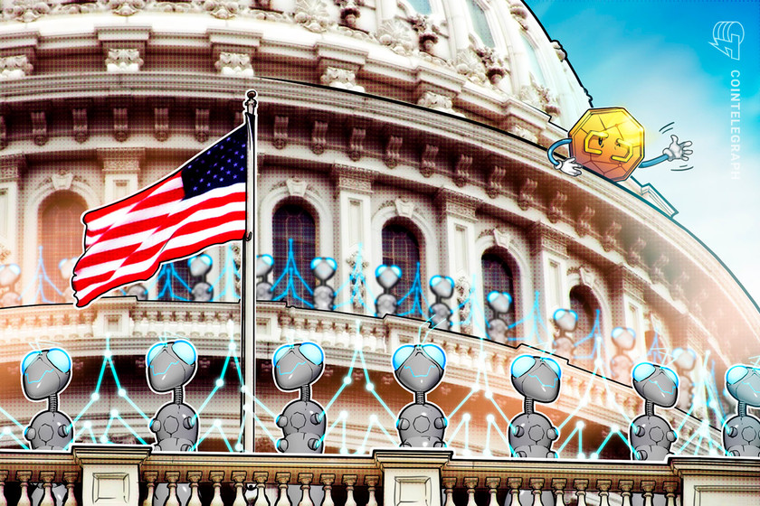 Report urges US government to focus on blockchain, crypto and a 'digital dollar'