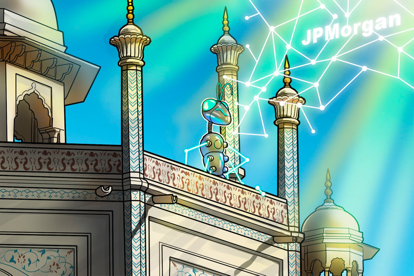 State Bank of India joins JPMorgan's blockchain payments network