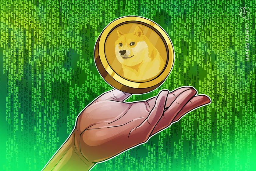 Dogecoin (DOGE) market cap hits $50B, surpassing ING and Barclays