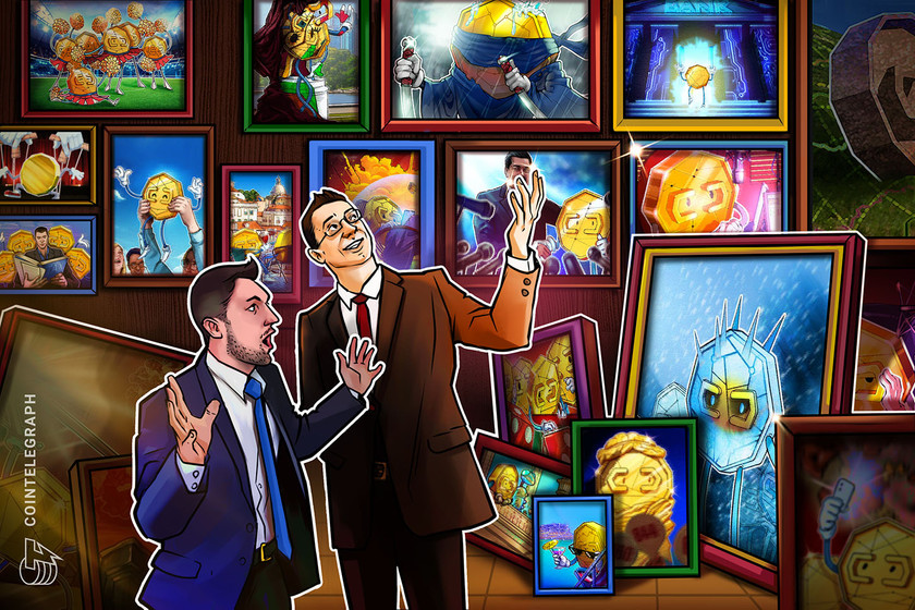 NFT art galleries: Future of digital artwork or another crypto fad?