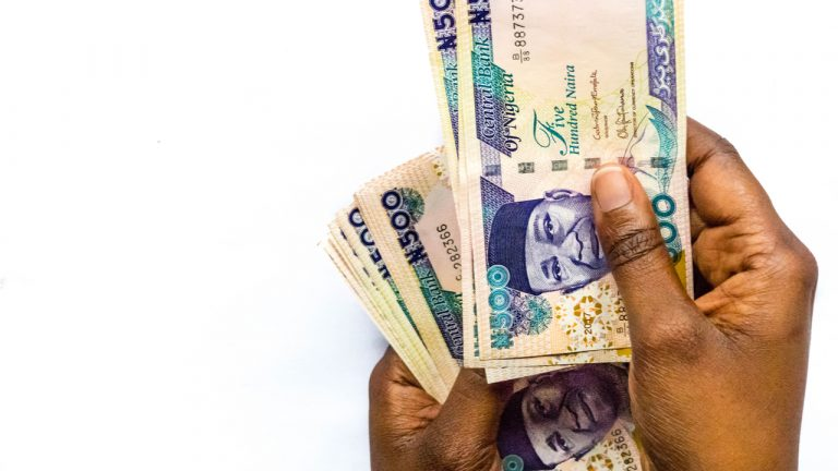 After Central Bank Devalues Naira by 5% Finance Minister Attributes Drop to 'Market Forces'