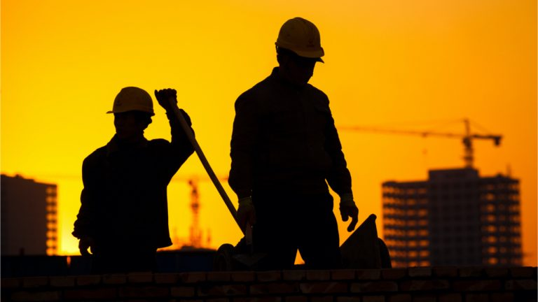 Subcontractors and Builders Located in China's Xiong'an New Area Are Being Paid in Digital Yuan