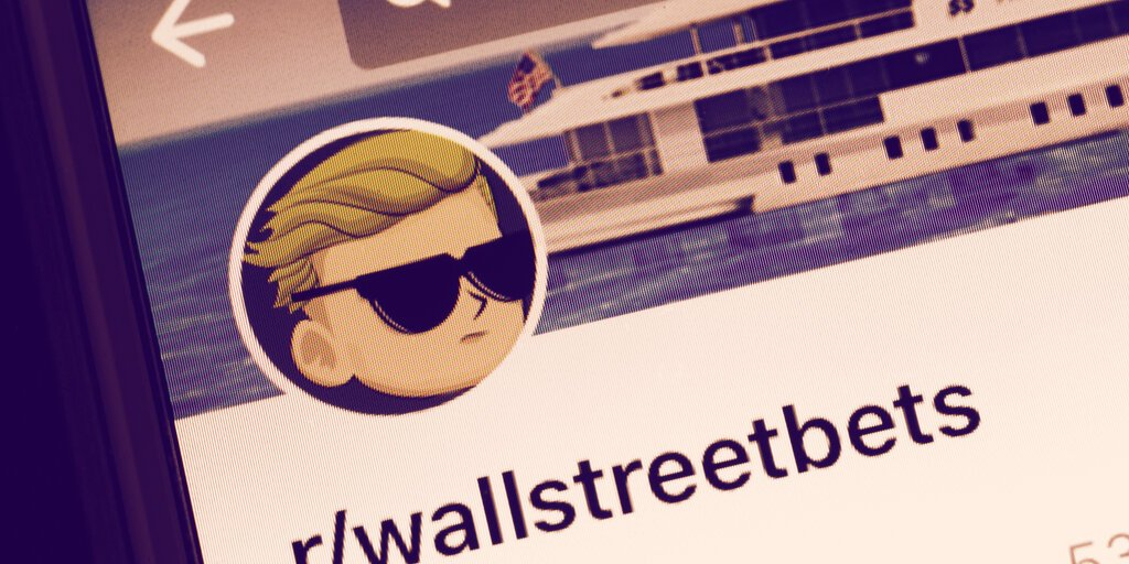 WallStreetBets, Source of GameStop Short Squeeze, Launches Crypto Subreddit