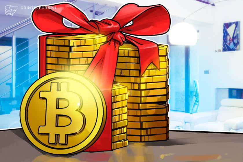 Brazilian toddler makes over 6,500% profit on her first Bitcoin holding