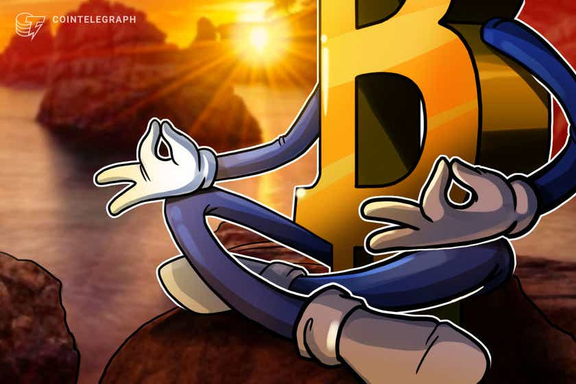 Bitcoin price consolidation leans toward 'another leg higher'