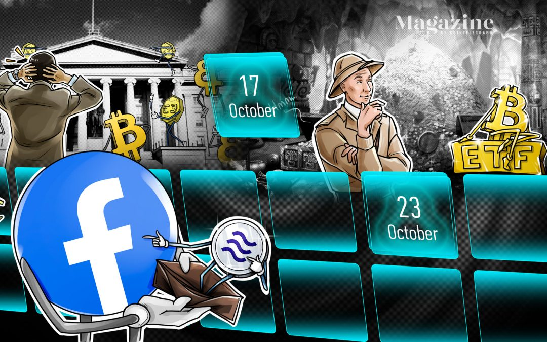 Proshares' Bitcoin ETF sees $1B in first day volume, BTC price hits new high, and Coinbase partners with NBA and WNBA: Hodler's Digest, Oct. 17-23